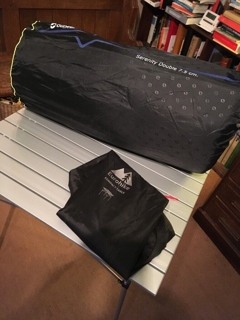 separation shoes aca67 2c52f Outwell Serenity Double Luxury camping mat self-inflating as new. Free  parking right outside house.   in Canterbury, Kent   Gumtree