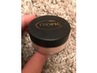 Tropic smooth caramel mineral foundation