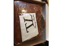 Tuscany Leather Urbino Leather Laptop Bag