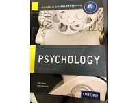 IB psychology course companion text book