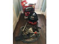 Numatic Henry Micro Hoover Vacuum cleaner RED LIKE NEW