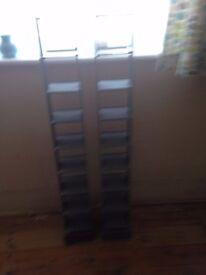 retro storage/cd tower