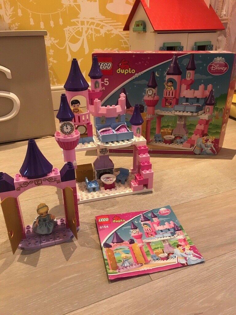 Lego Duplo Disney Princess 6154 Cinderellas Castle In Cobham