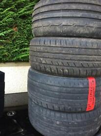 Continental tyres 225/45/17