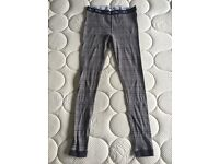 2 Pairs of Jack Wills Leggings- Size 12