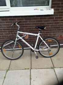 2 x bikes for sale good conditions giant