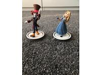 The mad hatter and Alice for Disney infinity 3.0