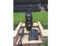Powakaddy cart Golf Bag in excellent condition
