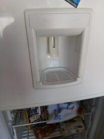 Tall upright fridge freezer
