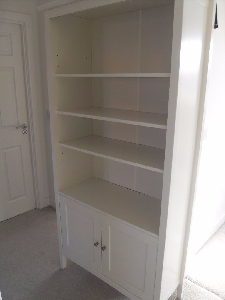 Marks And Spencer Kitchen Furniture Marks Spencer Hastings Bookcase Storage Cupboard White Ivory M