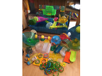 Savic Metro Heaven Hamster Cage and Accessories