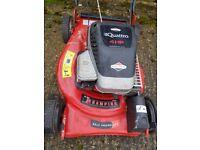 Briggs & Stratton Self Propelled Lawn Mower
