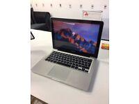 MacBook Pro 13 inch (2011 year), Intel i5, 2.4 GHz, 4GB Ram, 500 GB storage + 3 month warranty