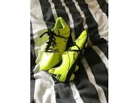 Size 5 Adidas football boots