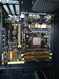 ECS MCP73VT-PM Motherboard  ECS motherboard AND INTEL Core 2
