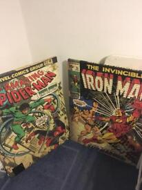 Two marvel pictures