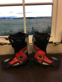 Akito motorcycle/motorbike/ road bike boots