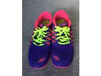 Nike free trainers size 5.5