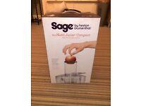 Sage Nutri Juicer Compact Brand New