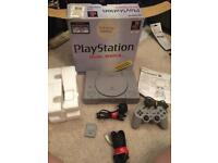 Boxed original Sony Ps1 console