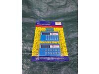 8 Digit Multi Function Calculators
