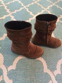 Size 28 Ricosta Girls Boots