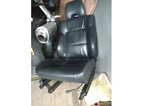 Vw T4 Leather drivers seat