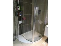 Shower Enclosure and Shower