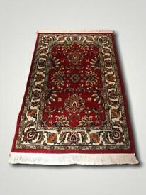 Brand New 100cm x 150cm Red Persian Rug