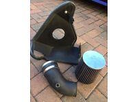 K & N induction kit BMW 330CI E46