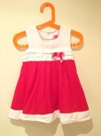 Dresses from 18 months to 2-3 years £3 each