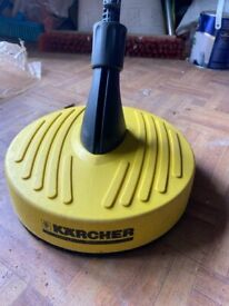 Karcher part only washer not working does not spin around properly, for parts or repair