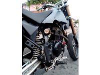 Cpi 125cc motorcycle