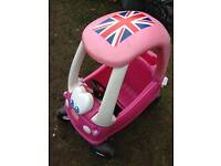 Girls Little Tikes Sit In And Ride Car