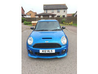 2011 MINI COOPER SD 2.0 EX DEMONSTRATOR LASER BLUE HUGE SPEC - GREAT CAR
