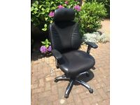 Ergonomic, executive office swivel chair, FREE DELIVERY