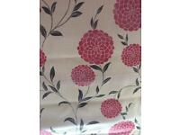 Laura Ashley. Erin Pink - Black out blinds