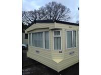 Mobile home/static Caravan/3 bedrooms/offsite