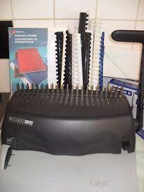 Docubind P100 Binding System Bundle