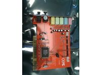 Fieon PCI Sound Card S/PDIF I/O