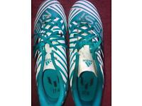 Messi football boots-studs size 8