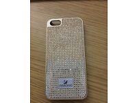 iphone 5s Swarovski gold case for sale