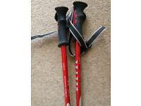 Salomon Ski Poles 130cm. Good condition