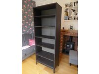 SALE!!!! IKEA (Very dark brown)Bookcase / Shelves was £95 new, good as new!