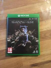 Various Xbox games