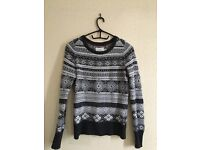 H&M sweater size 8