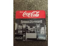 COLLECTIBLE COCA COLA COASTERS RARE - (IN EXCELLENT CONDITION)