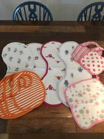 Feeding Bib Bundle by Aden & Anais