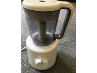 Combined baby food steamer and blender (Philips Avent)