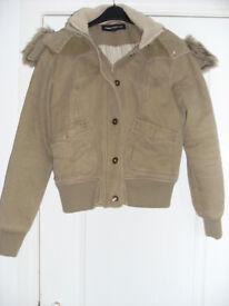 Jacket size 14 Warehouse